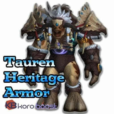 buy-Tauren--Heritage--Armor- cheap boost service or carry run
