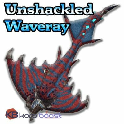buy-Unshackled-Waveray-Mount-boost cheap boost service or carry run