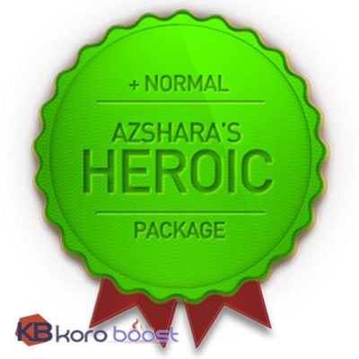 buy Azhsaras eternal palace green package cheap boost service or carry run
