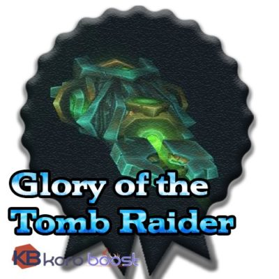 Buy Glory-of-the--Tomb-Raider- cheap boost service or carry run