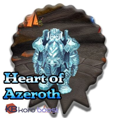 Buy Heart-of-Azeroth-leveling cheap boost service or carry run