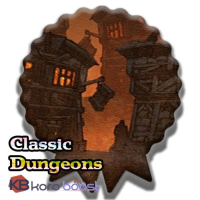 World of WarCraft: Classic - Dungeons (WoW Classic Dungeons Boost)