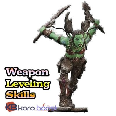 Buy World-of-Warcraft-(WoW)-Classic---Weapon-Skills cheap boost service or carry run
