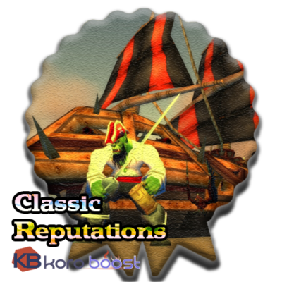 buy wow classic reputations boost cheap boost service or carry run