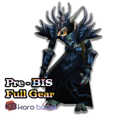 Buy World of Warcraft (WoW) Classic - Pre- BIS Full Gear cheap boost service or carry run