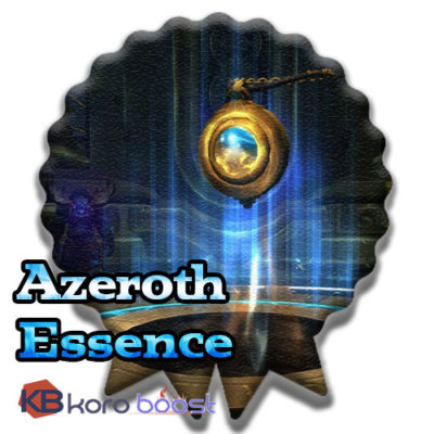 buy Heart of Azeroth Essence Boost cheap boost service or carry run