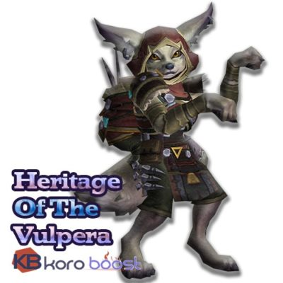 Buy Heritage Of The Vulpera cheap boost service or carry run