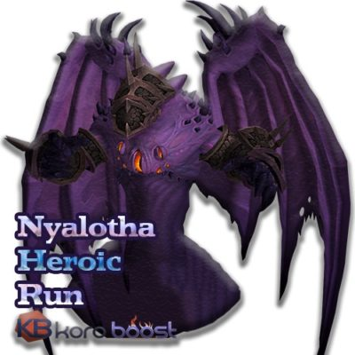 Buy Ny'alotha The Waking City Heroic Run cheap boost service or carry run