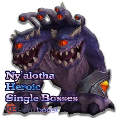 Buy Nyalotha The Waking City Heroic Single Bosses cheap boost service or carry run