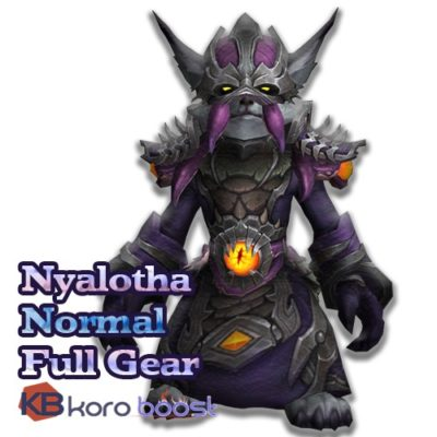Buy Nyalotha The Waking City Normal Full Gear cheap boost service or carry run