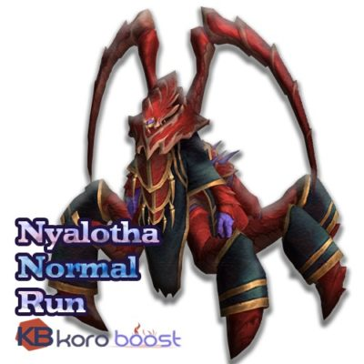 Buy Nyalotha The Waking City Normal Runpng cheap boost service or carry run