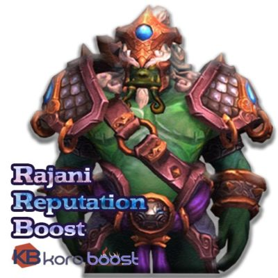 Buy Rajani Reputation Farm Boost and get super rewards! cheap boost service or carry run