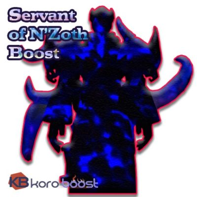 buy Servant of N'Zoth Boost cheap boost service or carry run