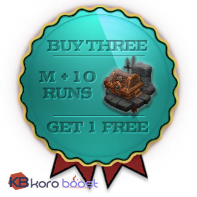 buy-three---get-one-free-m10+ cheap boost service or carry run