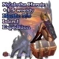 buy wow bfa super weekly package