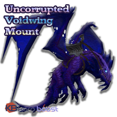 Buy Uncorrupted Voidwing Mount cheap boost service or carry run